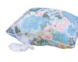 Подушка файбер 70x70   - фото 4594