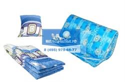 Спальный комплект мобильный спартанец пенополиуретан KM6-90200 - фото 4778